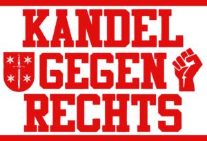 Logo Kandel gegen rechts