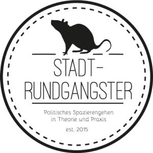 Stadtrundgangster Logo